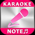 Karaoke Note! score and lyrics icon