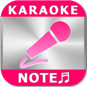 Karaoke Note! score and lyrics