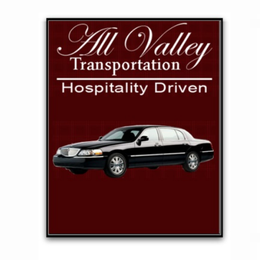 All Valley Transportation LOGO-APP點子