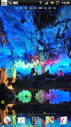underground cave lwp 9.01 screenshots 1