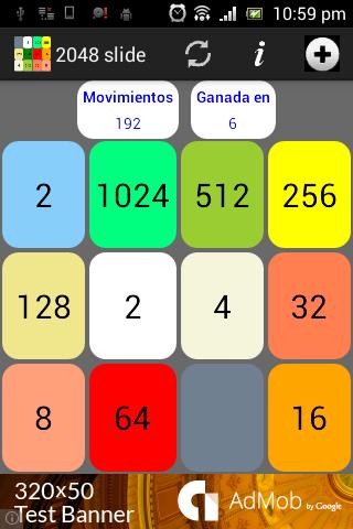 Mente 2048