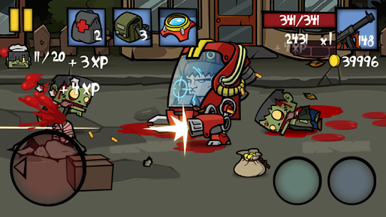 Zombie Age 2: The Last Stand Mod 1.2.6 Apk [Unlimited Money/Ammo] 4