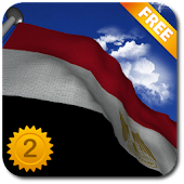 Egypt Flag - LWP