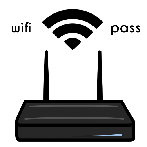 WIFI的密码钥匙