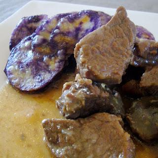 Quick Beef Carbonnade