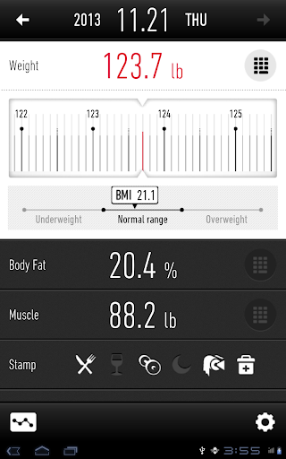 Weight Loss Tracker - RecStyle 3.2.7 Windows u7528 5