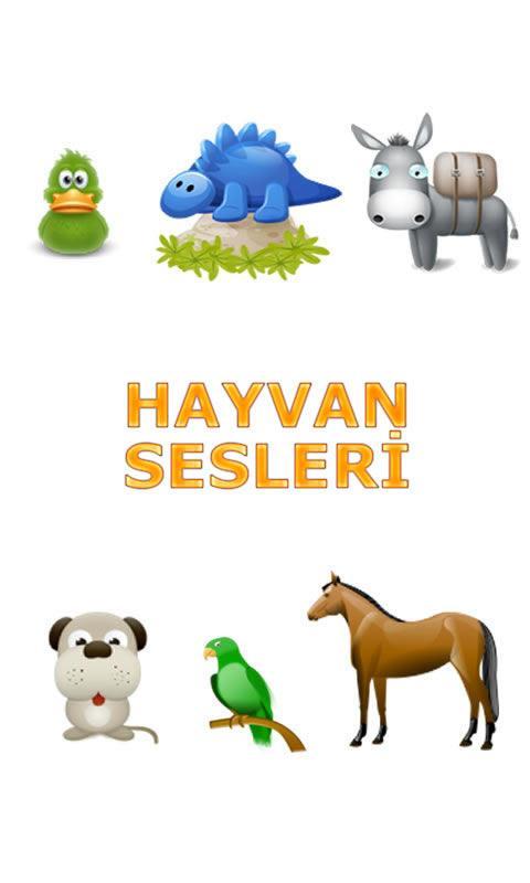 Hayvan Sesleri - screenshot
