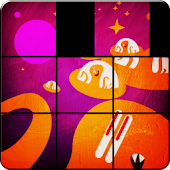 Slider puzzles: The Invaders