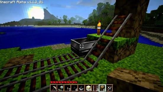 Mine Trains Village Craft