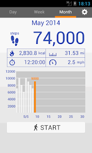 App Pedometer APK for Windows Phone