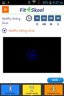 Fit4Skool screenshot