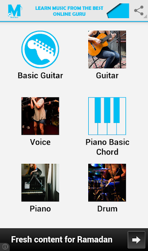 Study Music App in HD