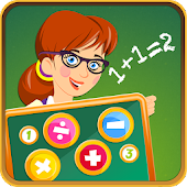 Miss Betty - Kids Math Game
