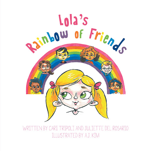 Lola's Rainbow of Friends cover