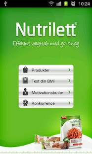 Nutrilett - screenshot thumbnail