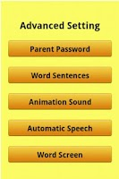 Screenshot of Sight Words For Kids (Beta)