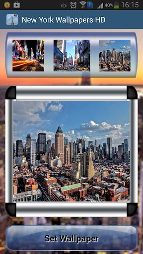 Fondos Nueva York HD