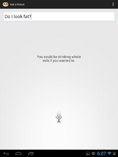 【免費娛樂App】Ask a Robot-APP點子