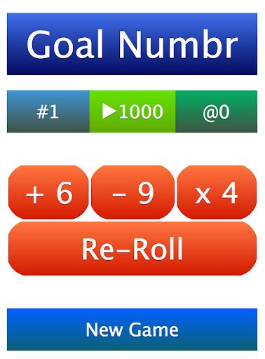 Goal Numbr