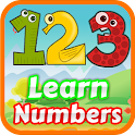Learn 123 (Numbers for Kids) icon