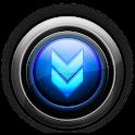 e music downloader logo