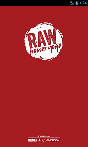 Raw Power Yoga Brisbane