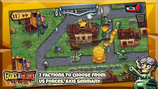 Guns'n'Glory WW2 Premium APK 2