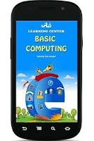 Screenshot of Basic Computing