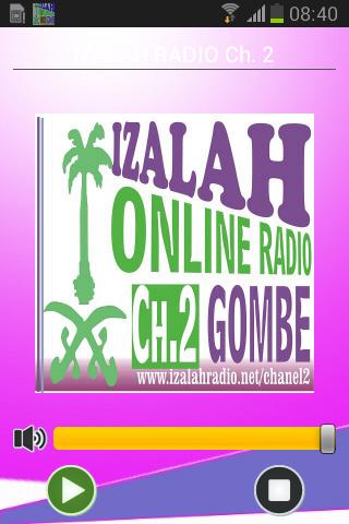 IZALAH RADIO Ch. 2