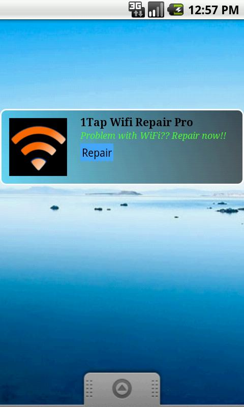 1Tap WiFi Repair Lite - screenshot