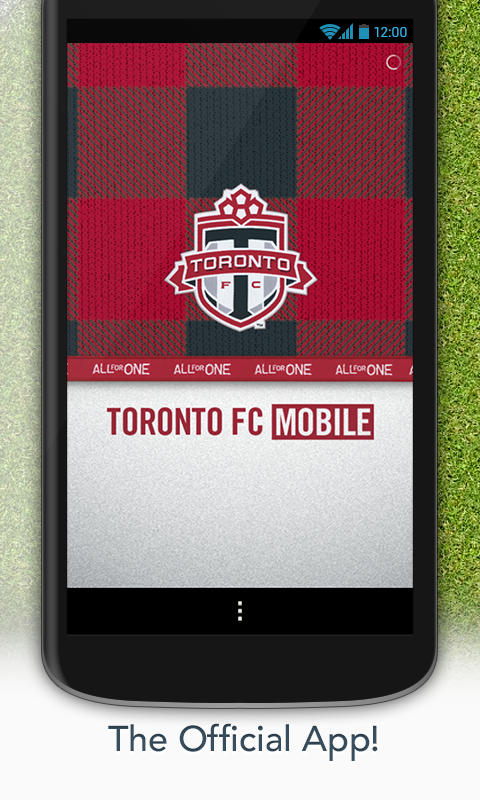 Toronto FC Mobile - screenshot