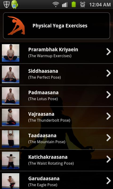 Yoga Guru - screenshot
