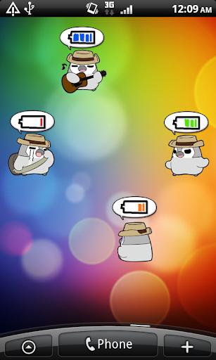 無料拼字Appのぺそぎん電池ジョニー 無料トーク系バッテリー残量アプリ|記事Game