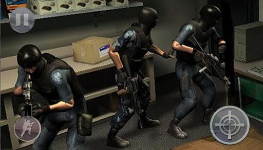 SWAT Shoot