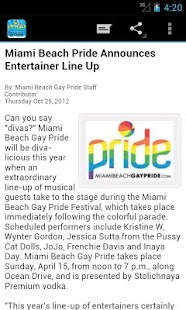Miami Beach Gay Pride- screenshot thumbnail