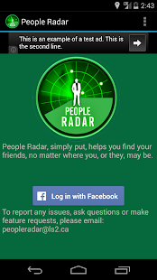 People Radar- screenshot thumbnail