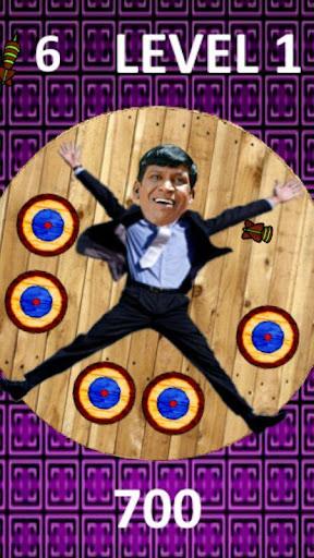 Vadivelu Dart Wheel