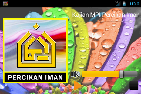 Kajian MPI Percikan Iman- screenshot thumbnail