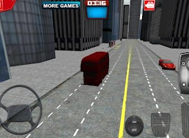 Screenshot of London City Bus Driving 3D