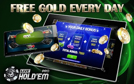 Live Hold'em Pro – Poker Games Screenshot 41