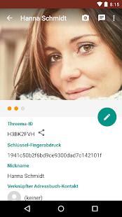 Threema - screenshot thumbnail