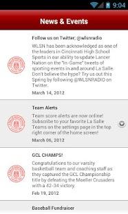La Salle Lancers- screenshot thumbnail