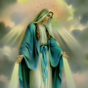 Virgin Mary HD Live Wallpaper icon
