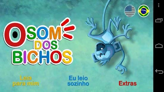 O Som dos Bichos Grátis - screenshot thumbnail