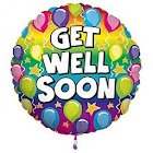Get Well Soon Card, GIF, Video icon