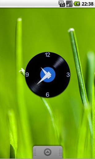 LP Longplay Clock Widget