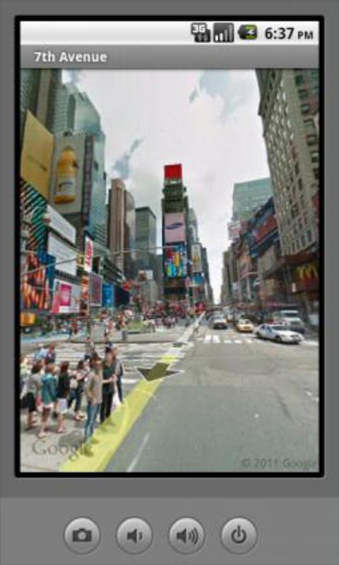 United States Virtual Tour 3D - screenshot