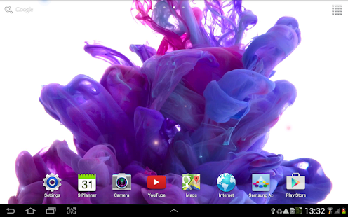 App Ink in Water Live Wallpaper APK for Windows Phone