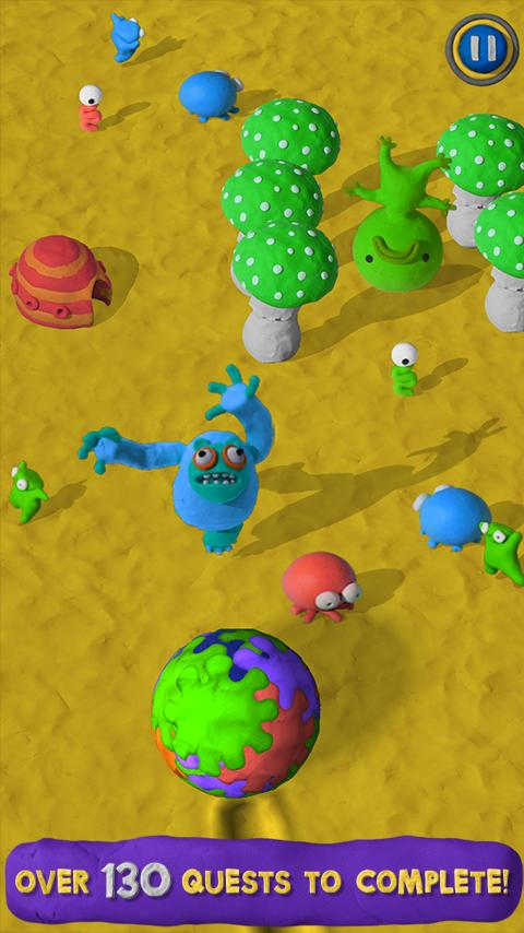 Clay Jam- screenshot