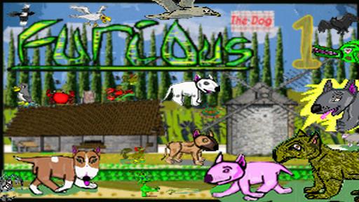Furious The Dog 1 Lite